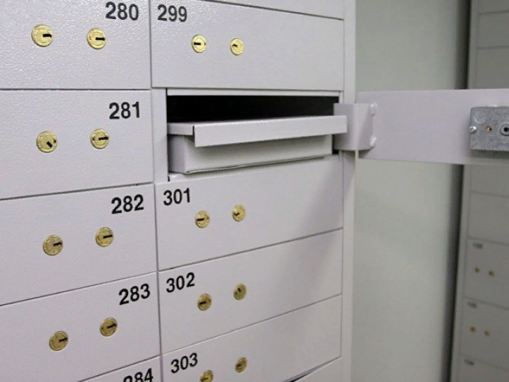 Арендовать банковскую ячейку ВТБ недорого