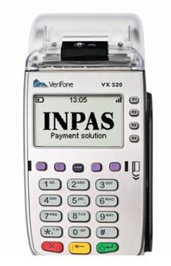 VERIFONE VХ 520 (с GPRS)