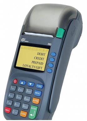 PAX S80 с GPRS